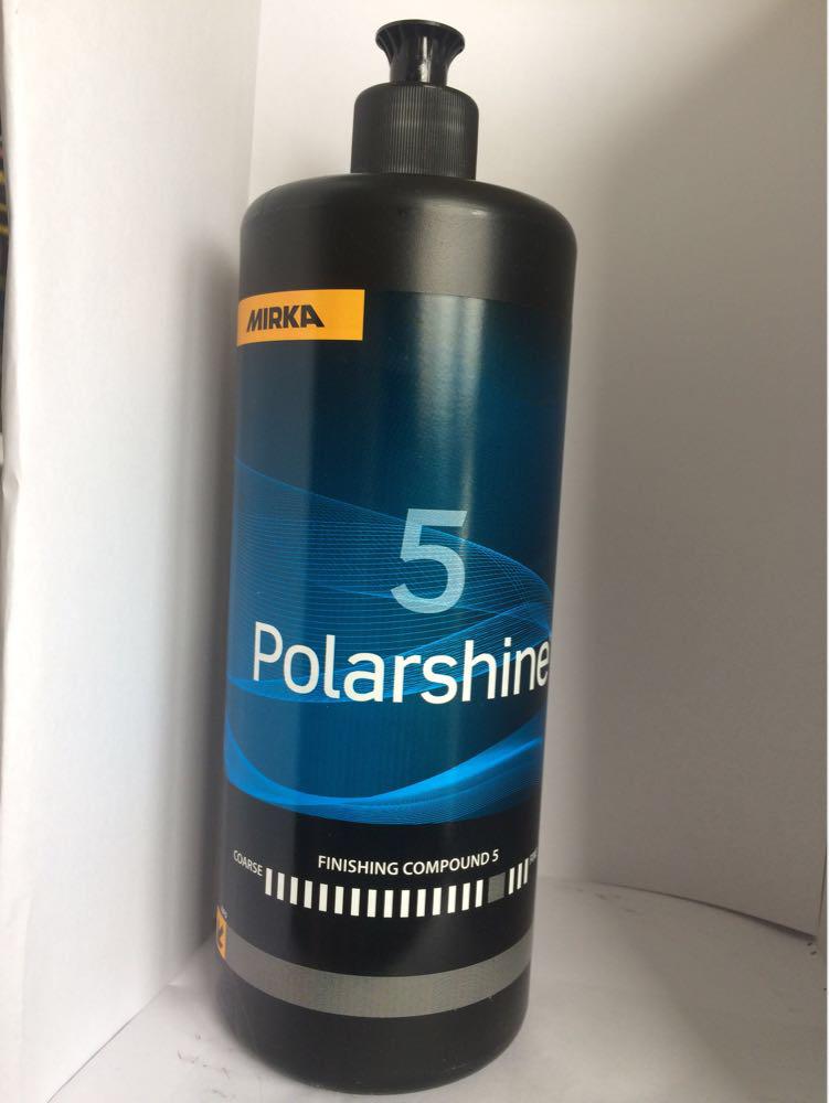 Полировальная паста Mirka 5 polarsine