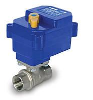Системы контроля протечек воды NEPTUN Кран шаровый с электоприводом Bugatti Pro 220B 1''