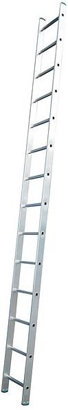 Лестница приставная ITOSS 7114 - 14 ступ., длина 3,98 м, ширина 40 см, вес 6,4 кг BPS