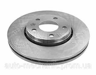 Тормозной диск передний на Renault Trafic  2001-> — Meyle (Германия) - MY6155210014