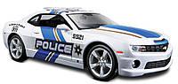 Автомодель Maisto 2010 Chevrolet Camaro SS RS Police 1:24 (31208 white)