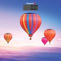Весы электронные напольные 180 кг ViLgrand  VFS-1830_Air_Balloon