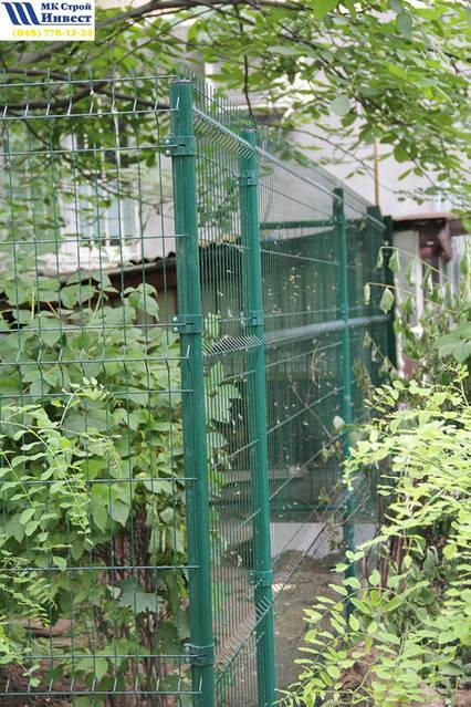 Установка забора Одесса 20