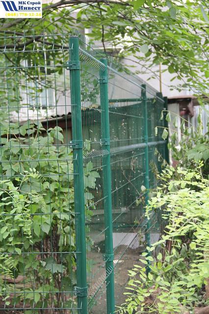 Установка забора Одесса 21