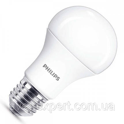 LEDBulb 13-100W E27 3000K 230V A60 /PF Philips светодиодная, фото 2