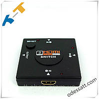 HDMI сплиттер Swith 3 IN 1   Киев