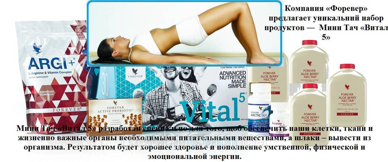 """Программа """"Витал 5"""" (Ягодный Нектар), Форевер, США, Vital5  - ЧП """"Валеолог"""" в Киеве"""