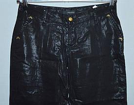 Женские джинсы лен полировка 29