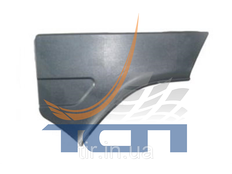 Уплотнение брызговика правое SCANIA 5R/P 2004> T660031 ТСП