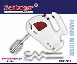 Ручной  миксер Schtaiger 901  -SHG