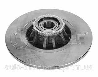 Гальмівний диск задній з підшипником на Renault Trafic 2001-> — т колодок гальмівних передніх (Німеччина) - 6155230022