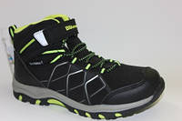 Зимние мембранные ботинки для мальчиков ТМ B&G 34-38р.