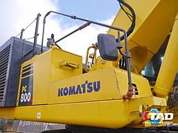 Гусеничный экскаватор Komatsu PC800LC-8EO (2012 г), фото 2