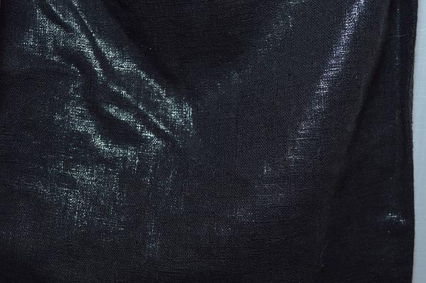 Женские джинсы черные лен полировка ESPARANTO, фото 2