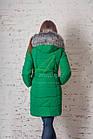 Женское пальто от производителя батальных размеров зима 2017-2018 - (модель кт-170), фото 2
