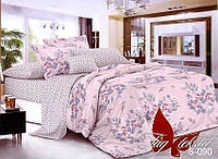 Комплект постельного белья из сатина семейный S-090