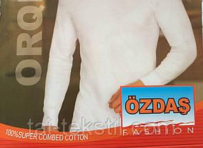 Мужское темно-синее нательное белье отличного качества 100% хлопок пр-во Турция, фото 2