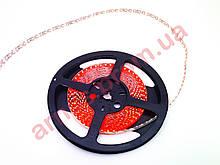 Світлодіодна стрічка SMD 3528 (60 Led/метр) 12 вольт, колір червоний