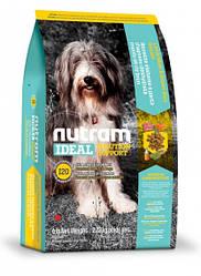 Nutram Ideal Solution Support® Sensetive Dog Natural Food Рецепт с ягненком и коричневым рисом 13,6