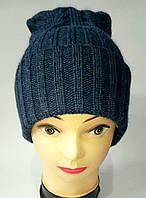 Молодежная зимняя шапка Дана