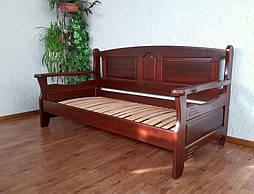 """Деревянный диван - кровать """"Орфей"""" 1"""