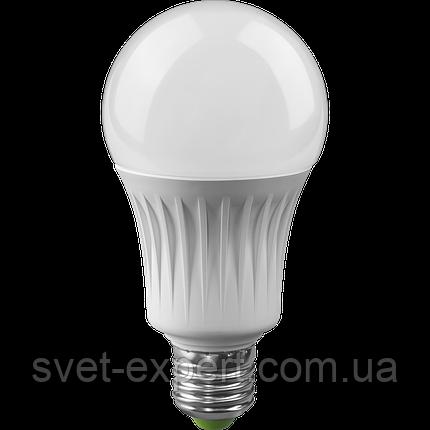 Лампа Navigator 94388 NLL-A60-10-230-4K-E27 А60,світлодіодна, матова Е27 10вт, фото 2