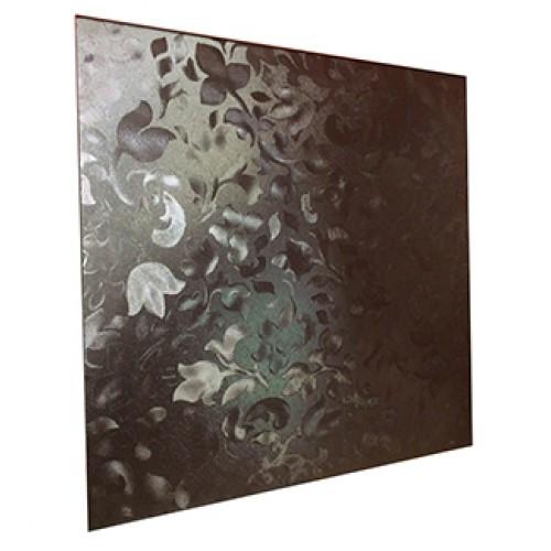Конвекционный керамический обогреватель КАМ-ИН Picasso Black 475 Вт