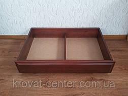 Ящик на колесиках (дл.100 см). Массив - сосна, ольха., фото 3
