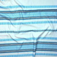 Ткань для скатерти с украинской вышивкой Премиум ТДК-38 10/3, фото 1