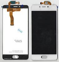 Дисплей + сенсор Meizu M5C Білий
