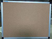 Доска пробковая 60х90 см