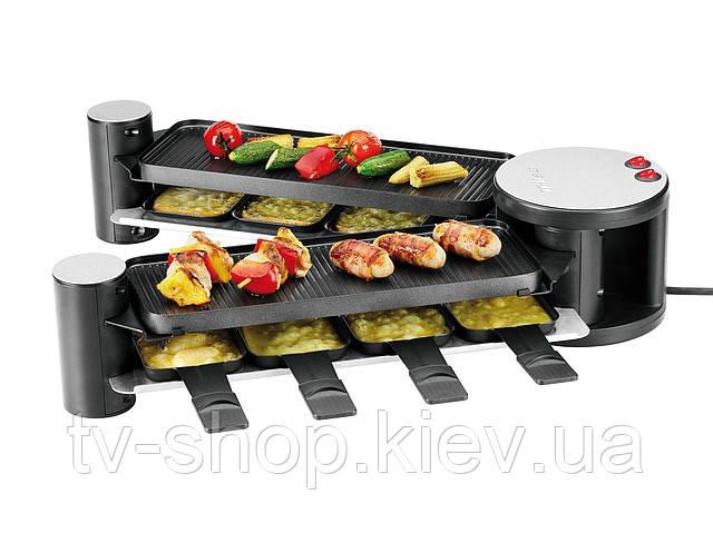 Электрогриль - раклетт - блинница''Raclette Vario''