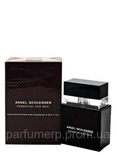 Angel Schlesser Essential Men (50мл), Мужская Туалетная вода  - Оригинал!