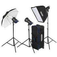 Набор студийного света Hensel INTEGRA Mini Kit 900 (7338370)