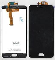 Дисплей + сенсор Meizu M5C чёрный