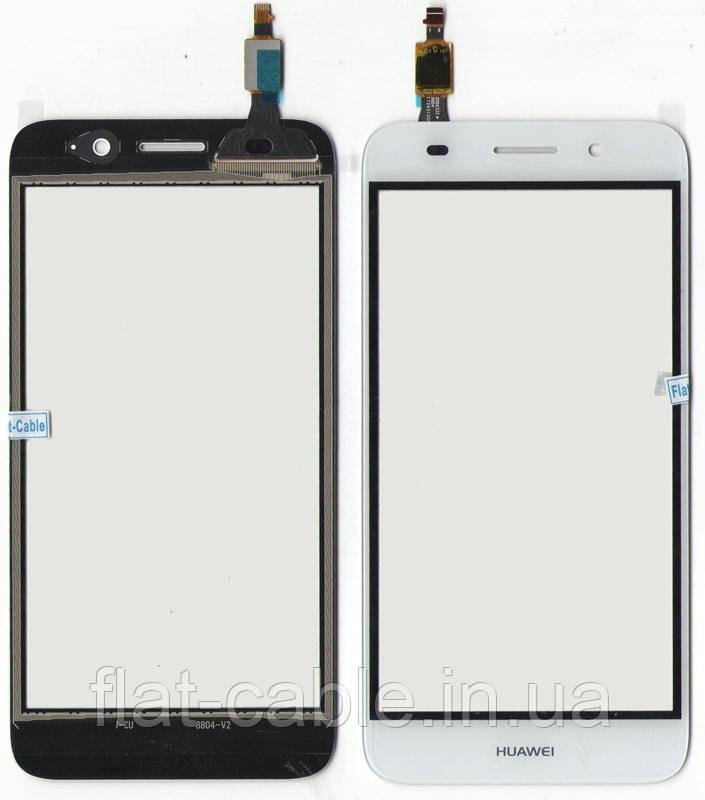 Сенсор Huawei Y3 2017 CRO-U00 Белый