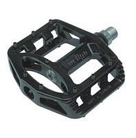 Педали алюминиевые Wellgo MG-1 black