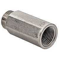 Резьбовые фитинги VALTEC Удлинитель 1/2х40 мм 197