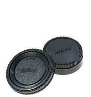 Комплект крышек Nikon Body-Lens Kit