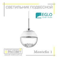Подвесной светильник (люстра) Eglo 93708 Montefio 1, фото 1