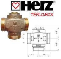 """Клапан трехходовой термосмесительный HERZ-Teplomix DN32 1 1/2"""" (1776604)"""