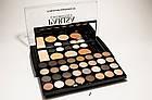 Палетка для макияжа Parisa Cosmetics PK-40 № 02 п натурально коричневый-серый микс, фото 3