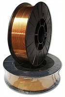 Сварочная проволока марки ER70S-6 диаметр 0.8мм, вес 2.5кг