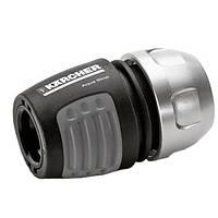 Коннектор Karcher универсальный Premium с автостопом 1/2-5/8-3/4 N10204521