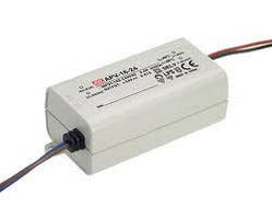 БП пластик 12V MEAN WELL 25W 2,1A IP42 (Premium)