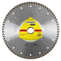 Диск алмазный Klingspor Турбо DT300UT 125x22.23 мм N20503944