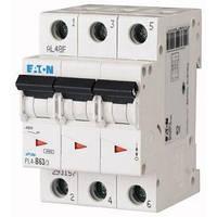 Автоматический выключатель PL4- C40/3 Moeller eaton (Германия)