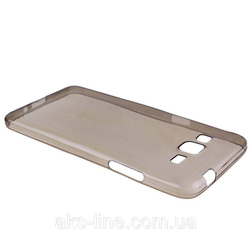 Силикон ультратонкий (0,33мм) Lenovo A2010 (Grey), фото 1