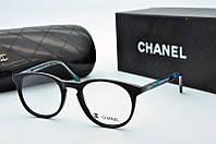 Овальная женская оправа Chanel