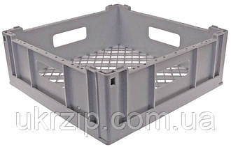 Кассета 395x395 мм, H145 мм (арт. 976000) для Fagor и др.